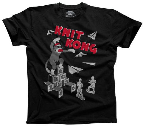 Men's Knit Kong T-Shirt - By Ex-Boyfriend