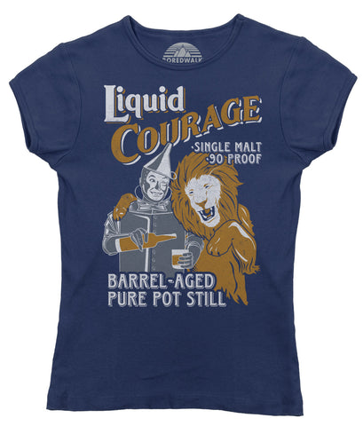 Women's Liquid Courage T-Shirt - By Ex-Boyfriend