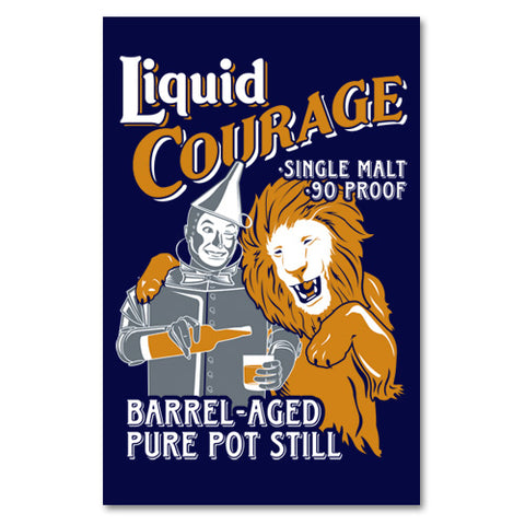 Liquid Courage Print - By Ex-Boyfriend