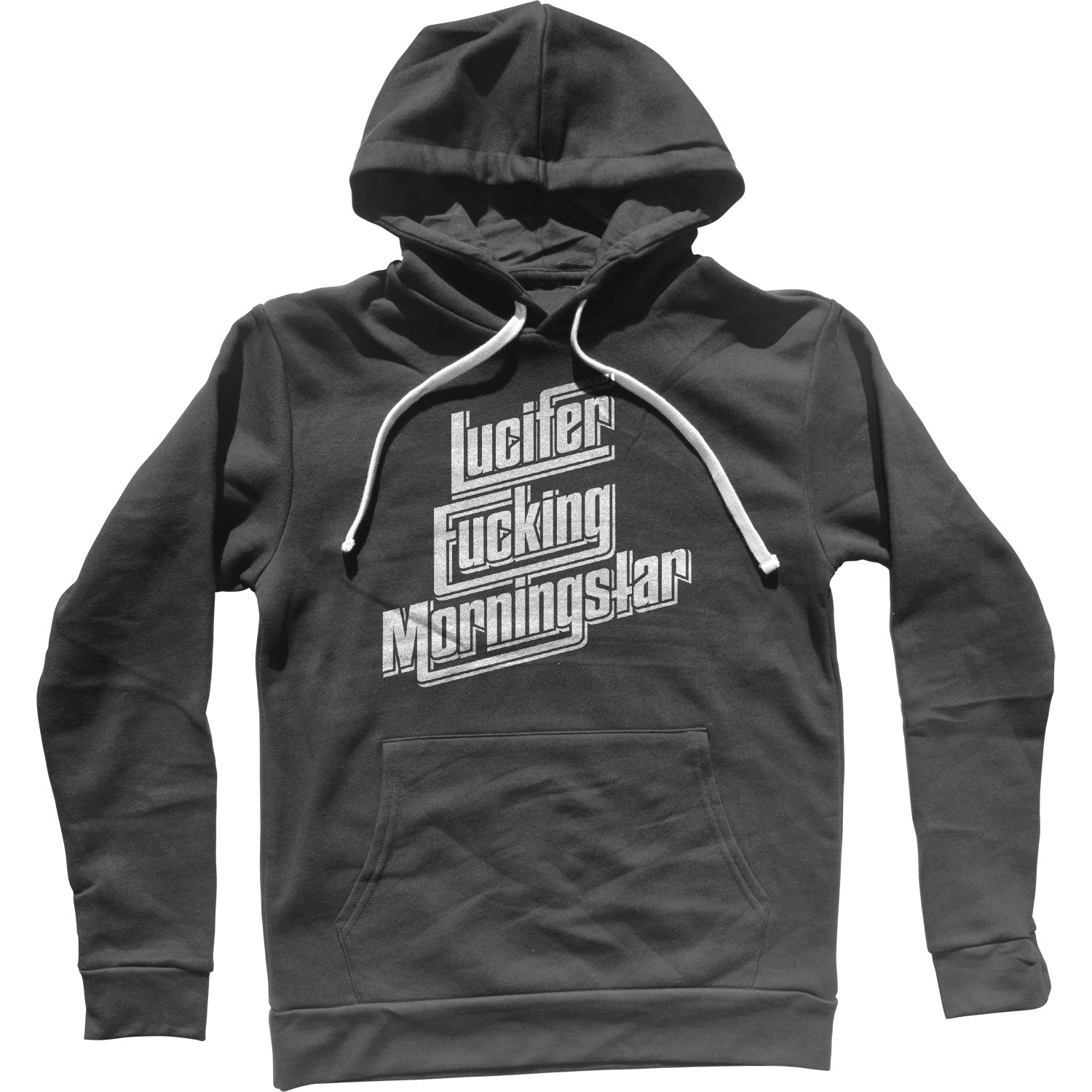 Lucifer Fucking Morningstar Unisex Hoodie
