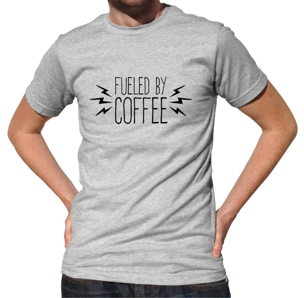 Men's Fueled By Coffee T-Shirt