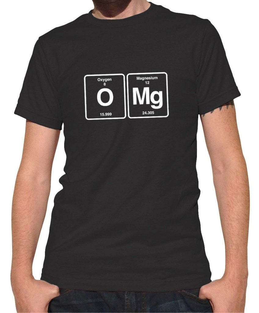Men's Omg Chemistry T-Shirt