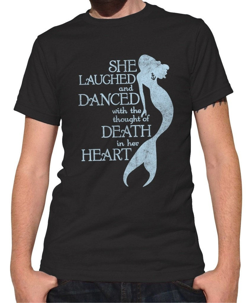 Men's The Little Mermaid T-Shirt