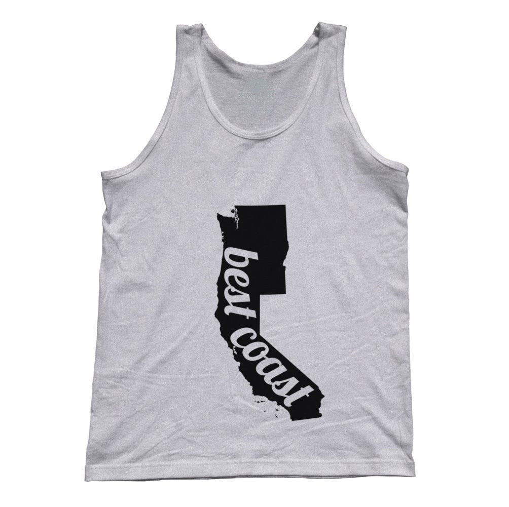 Unisex Best Coast Tank Top