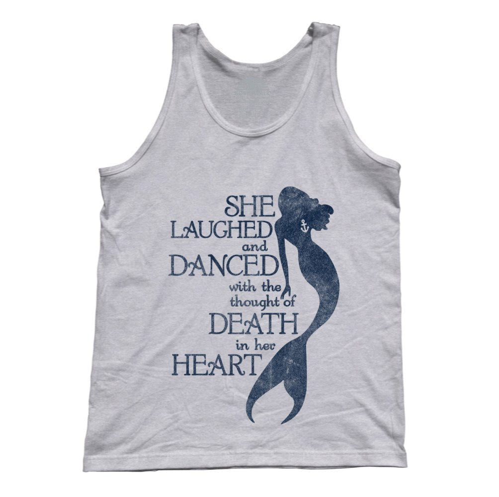 Unisex The Little Mermaid Tank Top