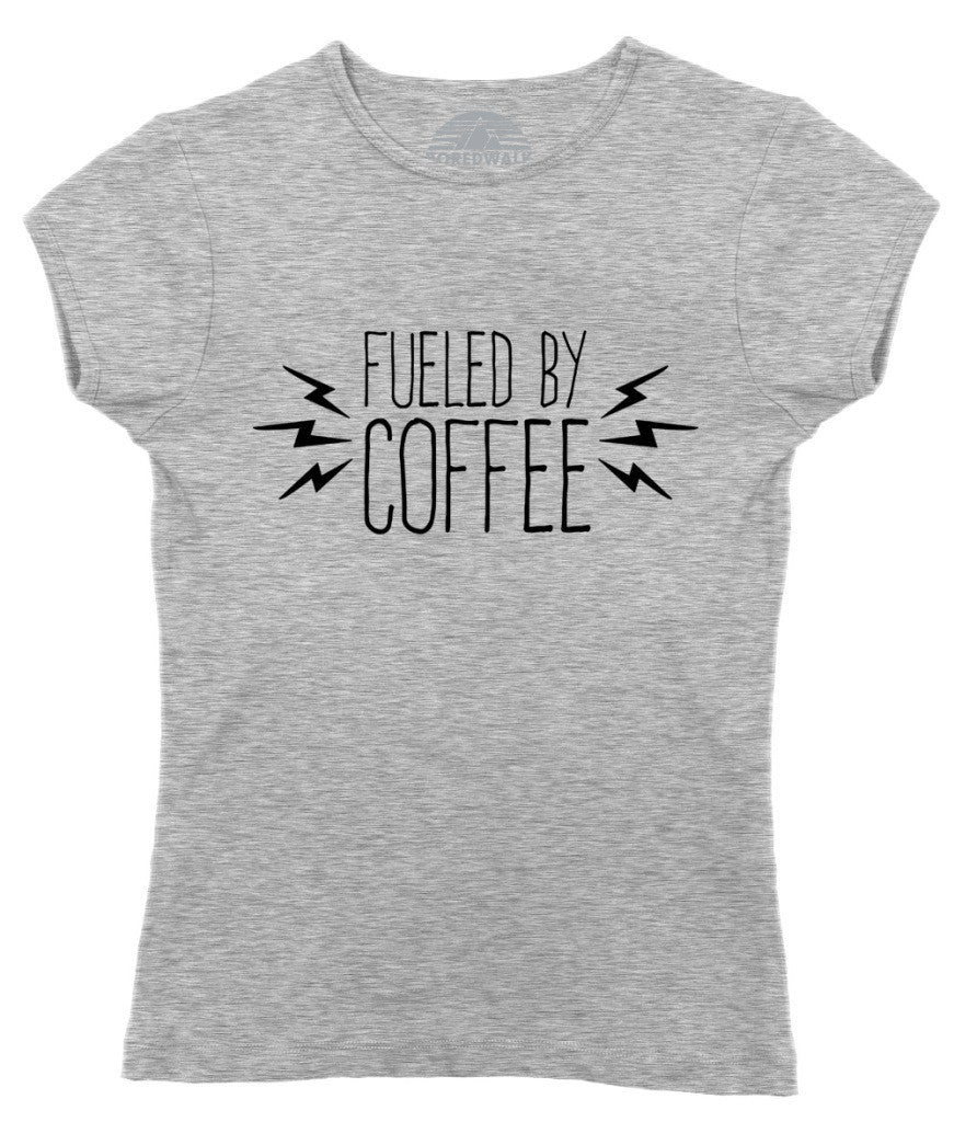 Women's Fueled By Coffee T-Shirt