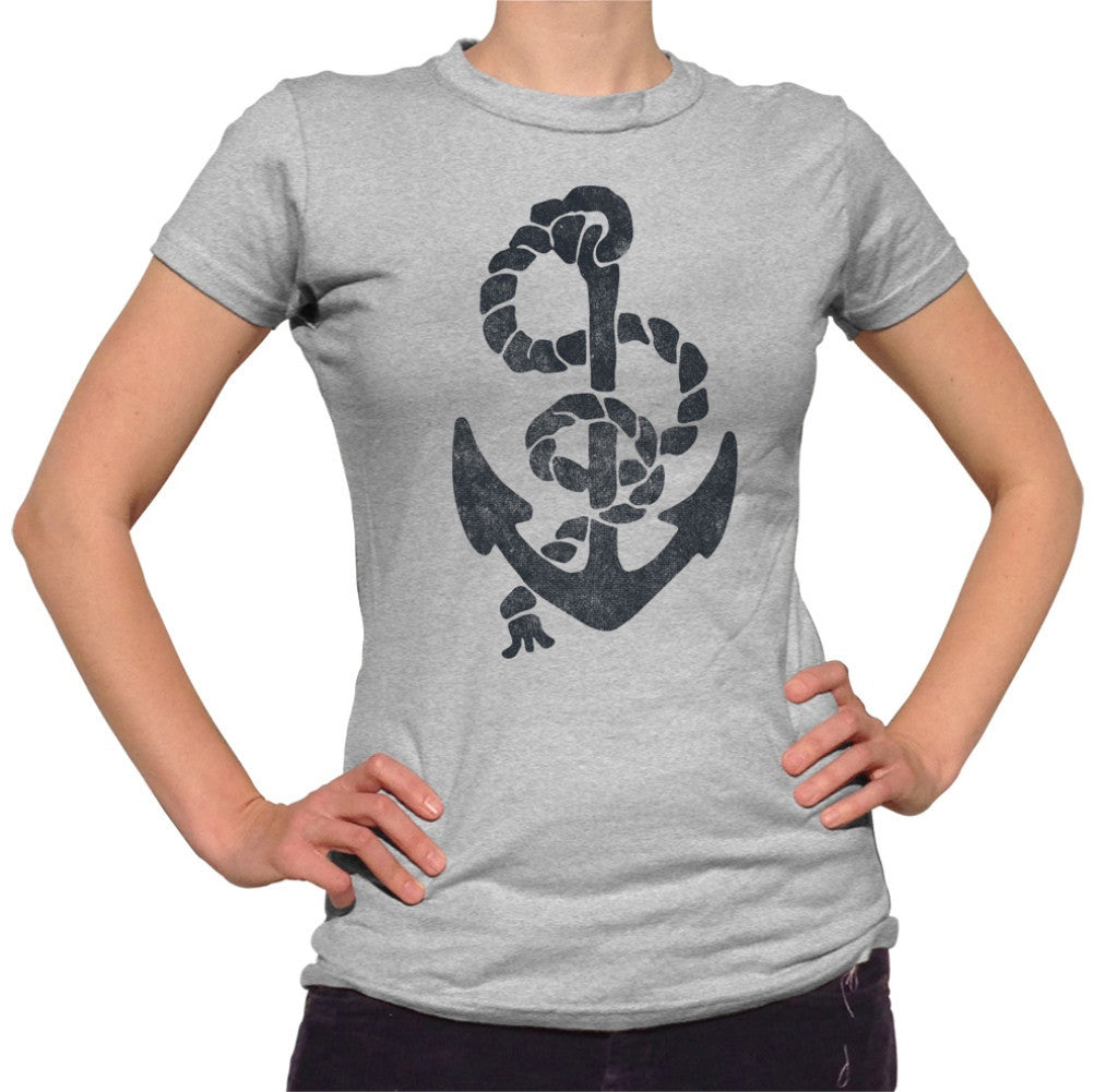 Women's Vintage Anchor T-Shirt