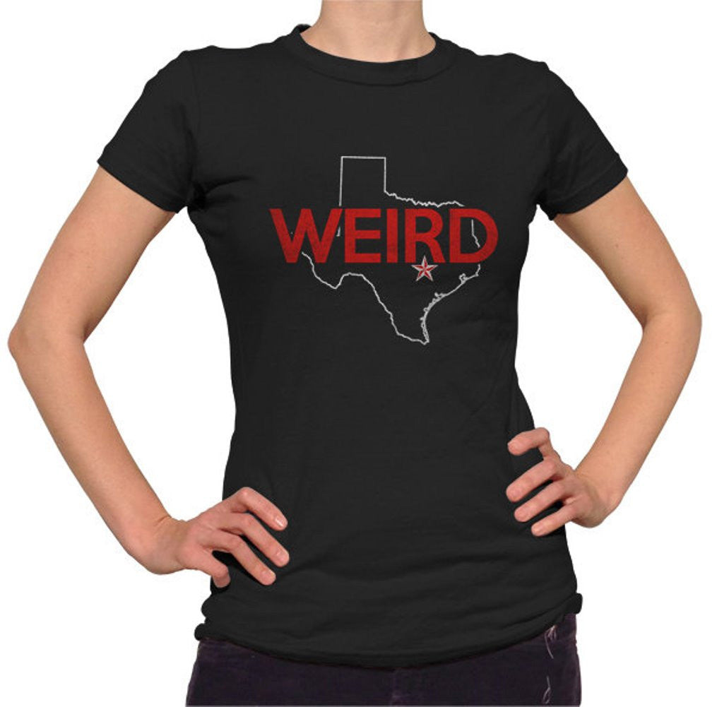 Women's Weird Austin T-Shirt
