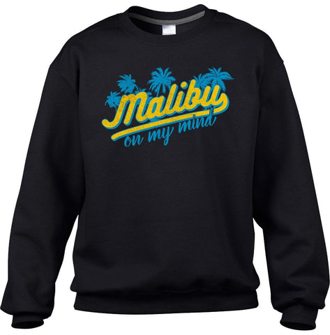 Unisex Malibu On My Mind Sweatshirt