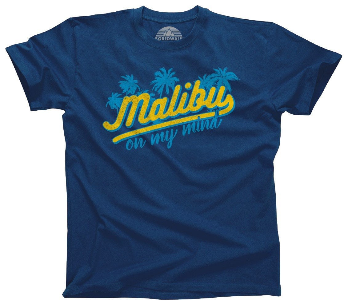 Men's Malibu On My Mind T-Shirt