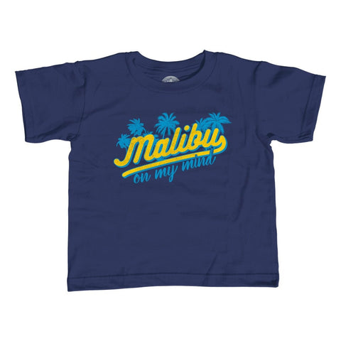 Boy's Malibu On My Mind T-Shirt