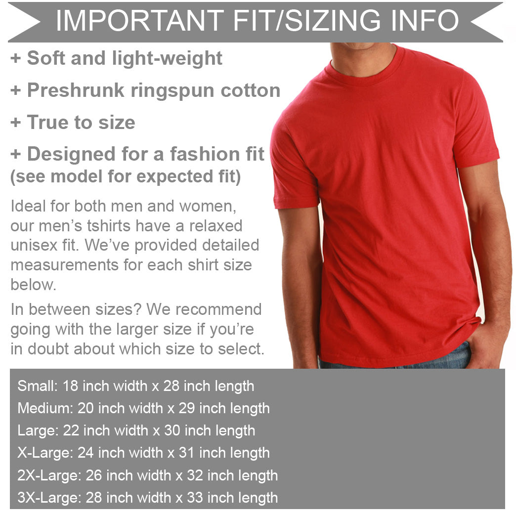 Men's Fine Thanks T-Shirt