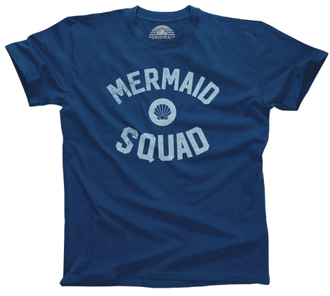 Mermaid Squad T-Shirt  - Relaxed Unisex Fit