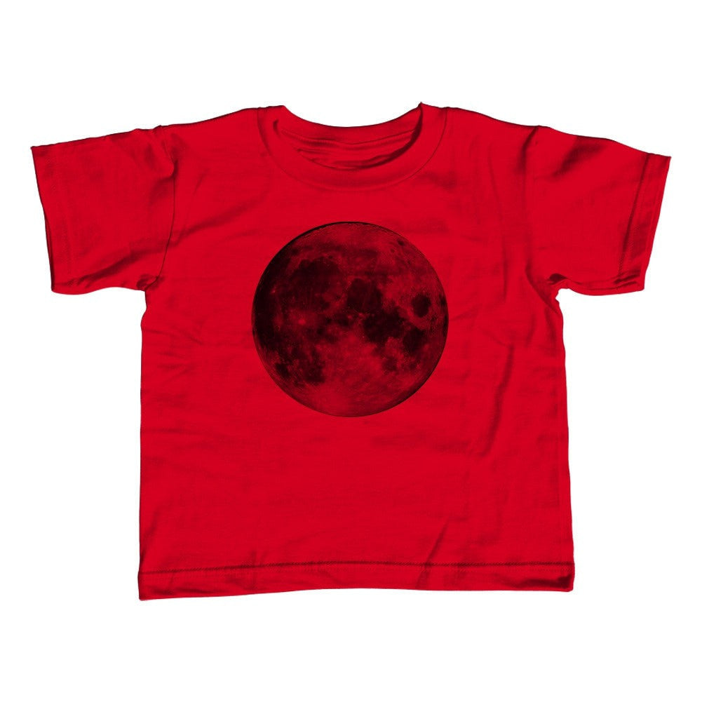 Boy's Moon T-Shirt Astronomy