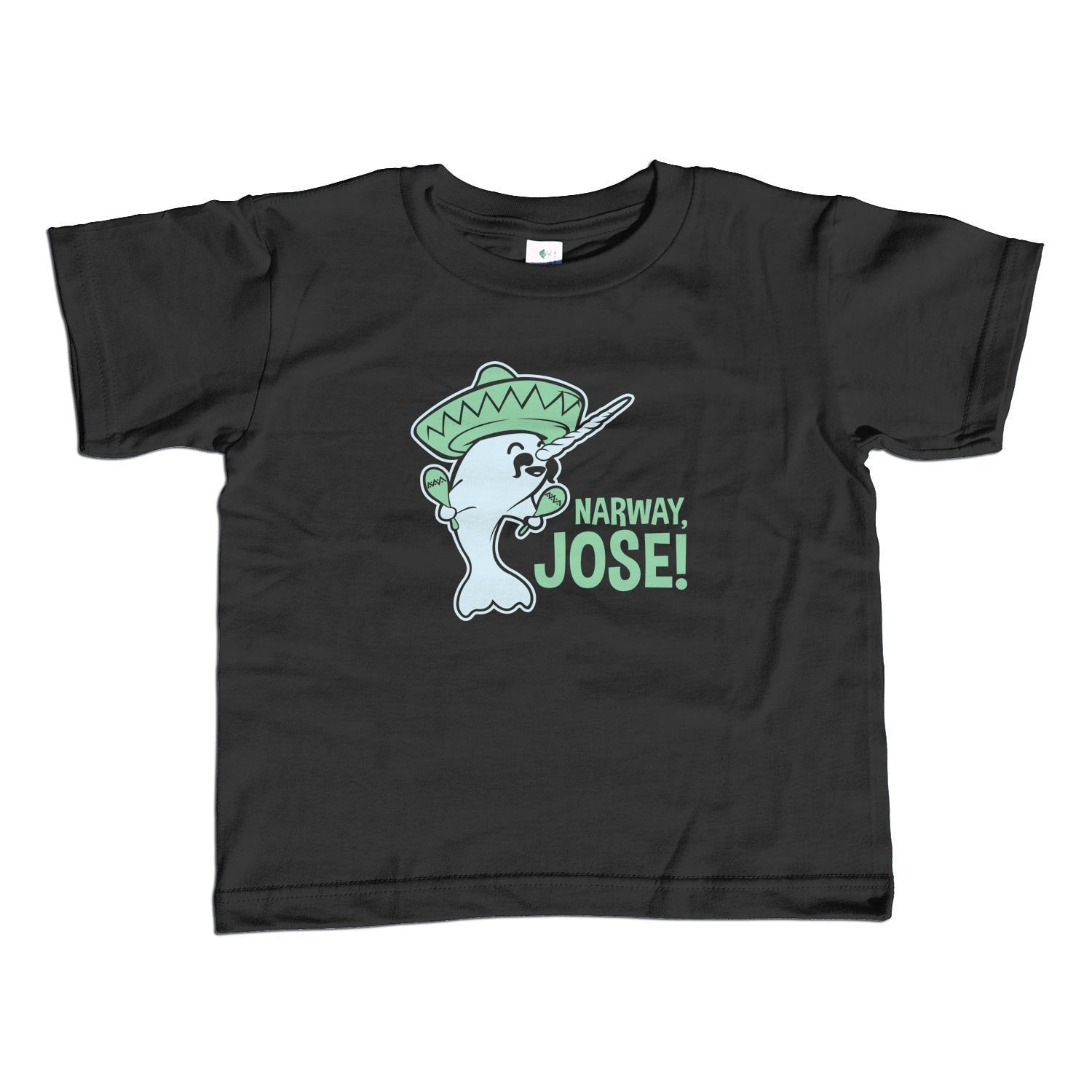 Boy's Narway Jose Narwhal T-Shirt