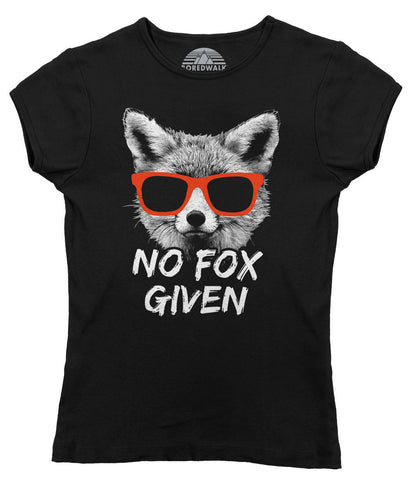 Women's No Fox Given T-Shirt
