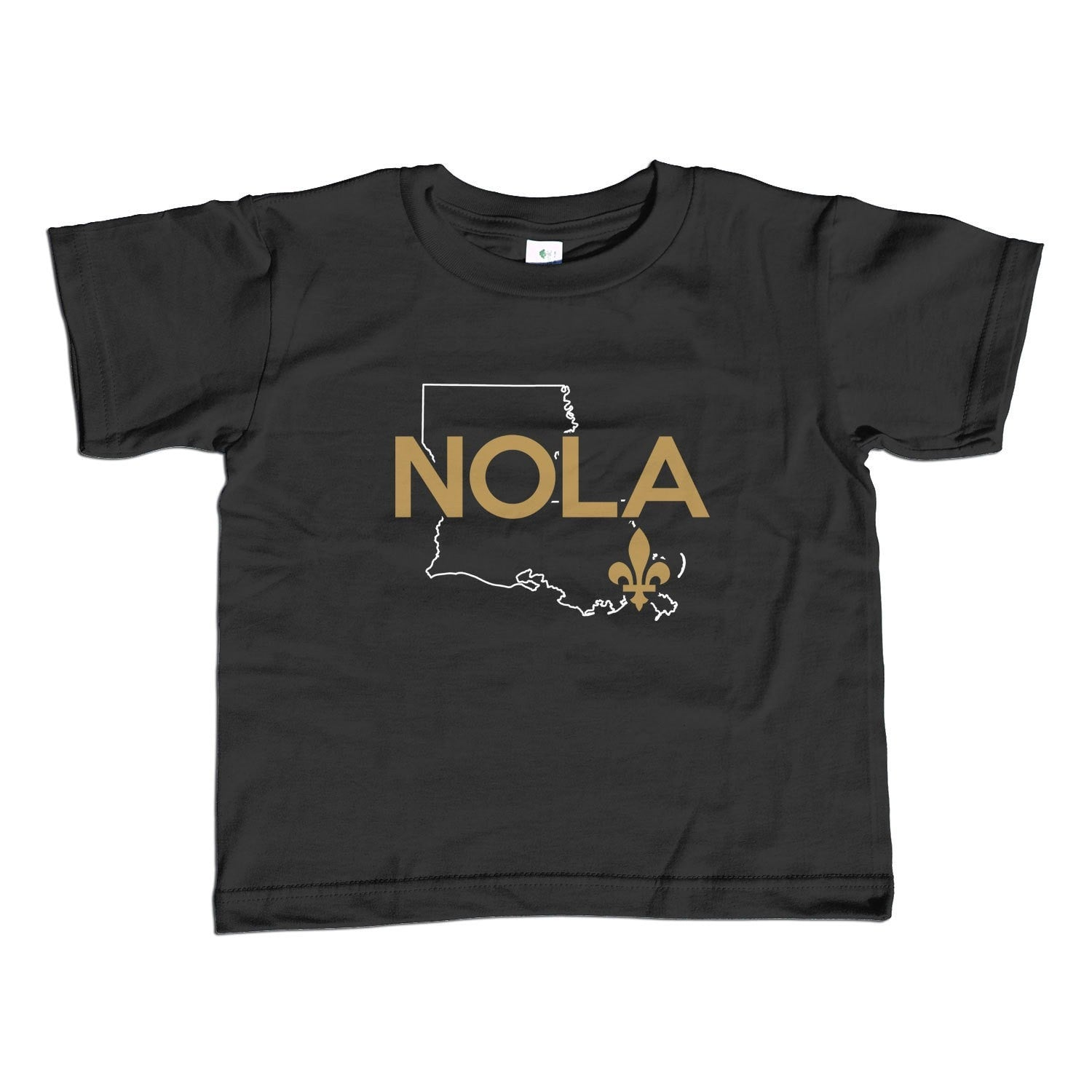 Girl's New Orleans NOLA T-Shirt - Unisex Fit