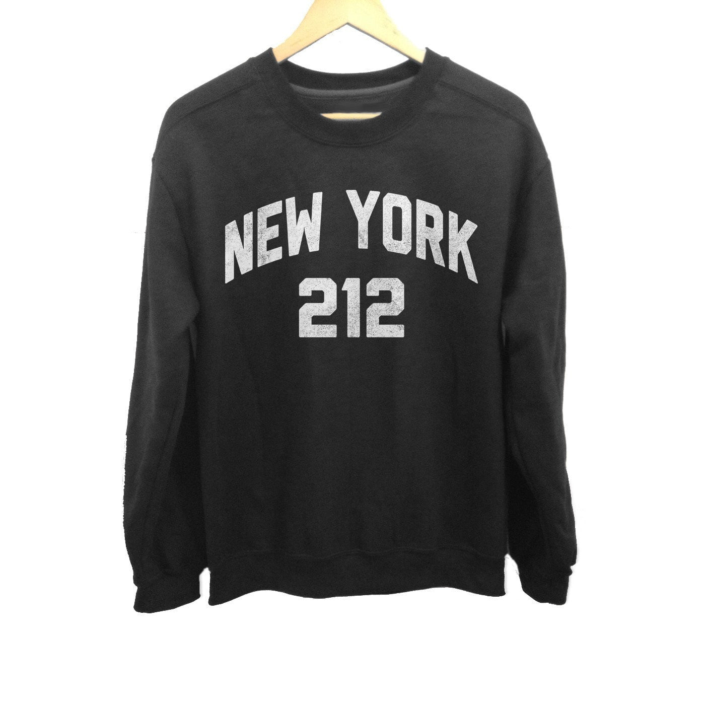 Unisex New York City 212 Area Code Sweatshirt