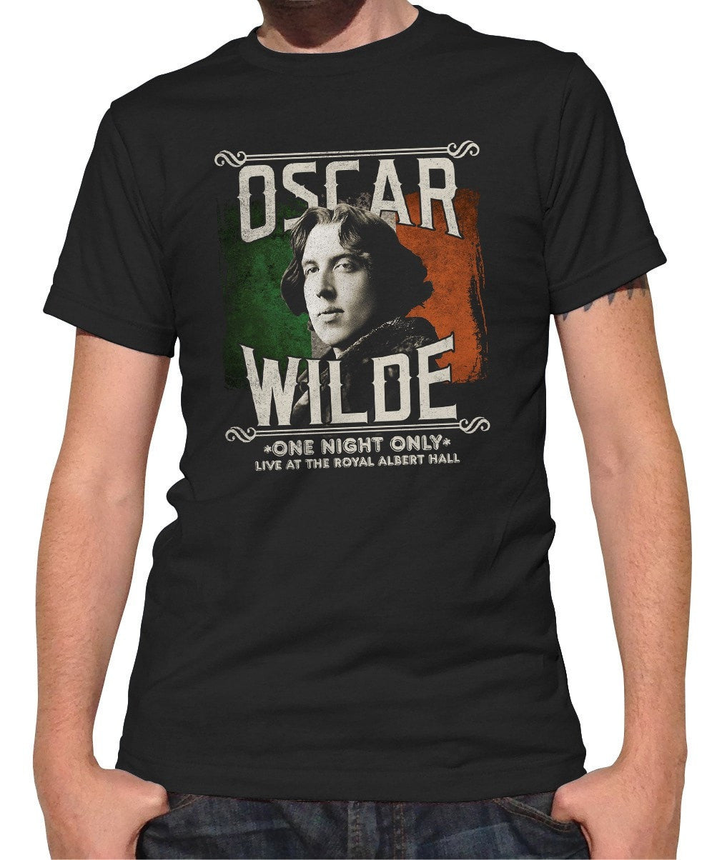 Men's Oscar Wilde Live Tour T-Shirt
