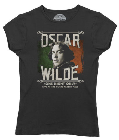 Women's Oscar Wilde Live Tour T-Shirt