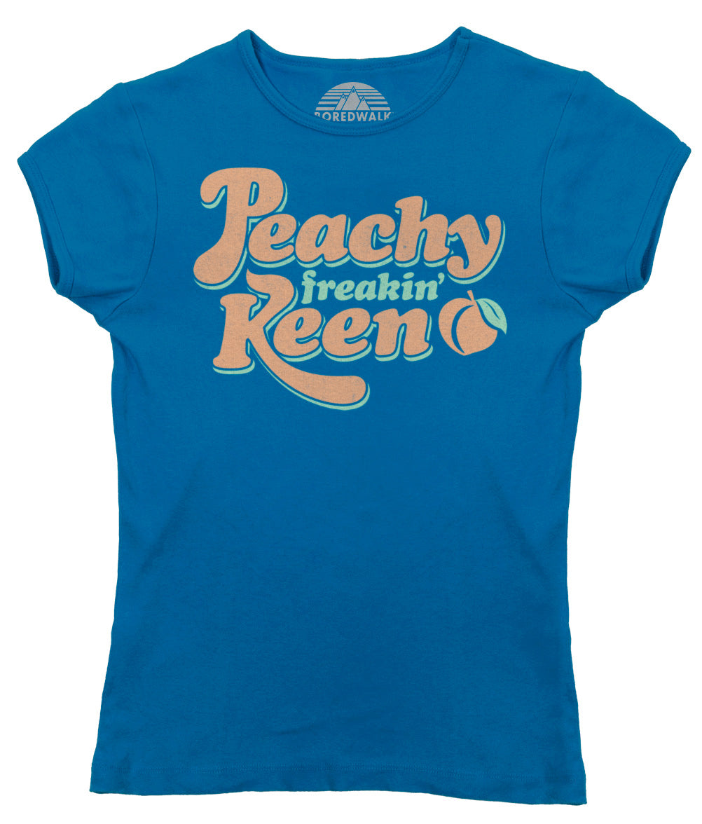 Women's Peachy Freakin' Keen T-Shirt