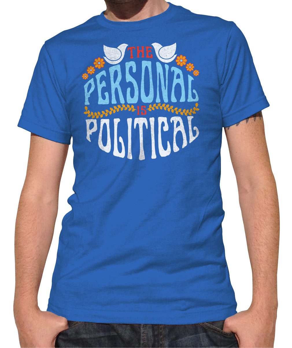 Men's The Personal is Political T-Shirt