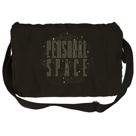 Personal Space Messenger Bag