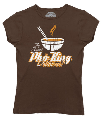 Women's Pho King T-Shirt - By Ex-Boyfriend