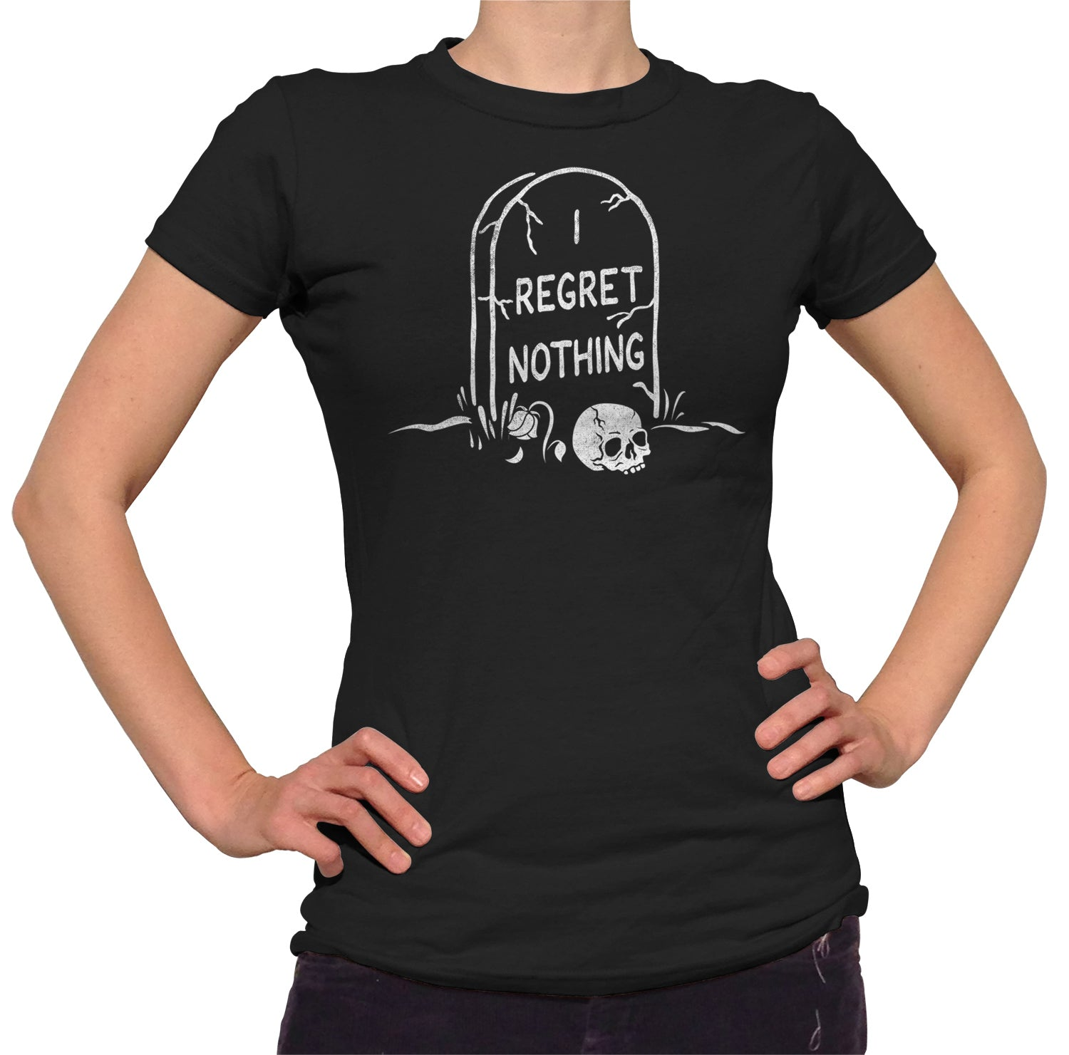 Women's I Regret Nothing T-Shirt