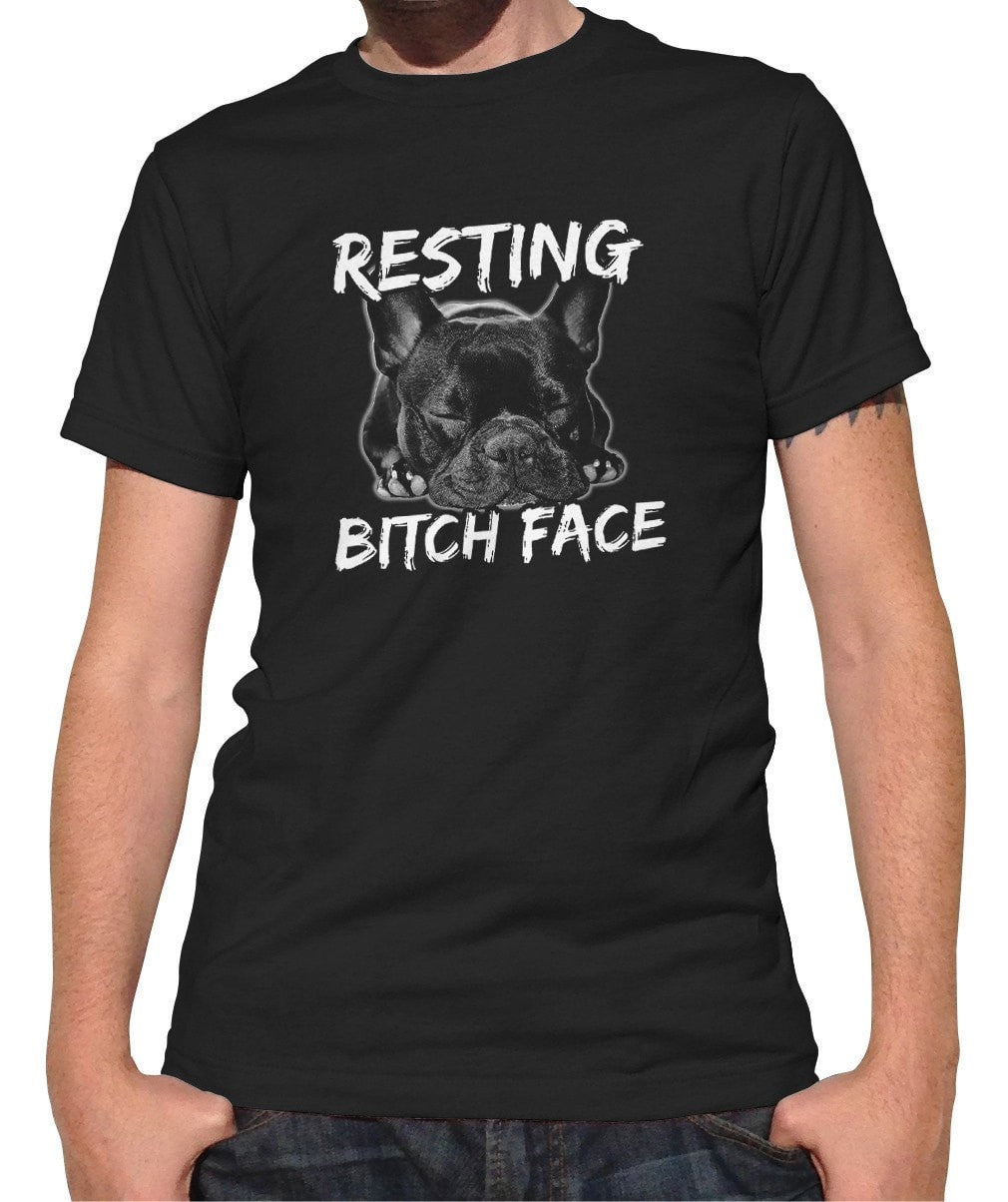 Men's Resting Bitch Face T-Shirt