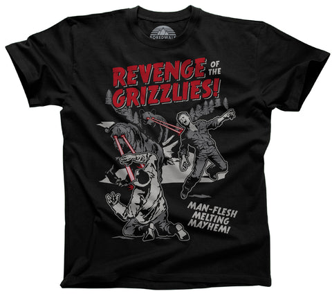 Men's Revenge of the Grizzlies T-Shirt - By Ex-Boyfriend
