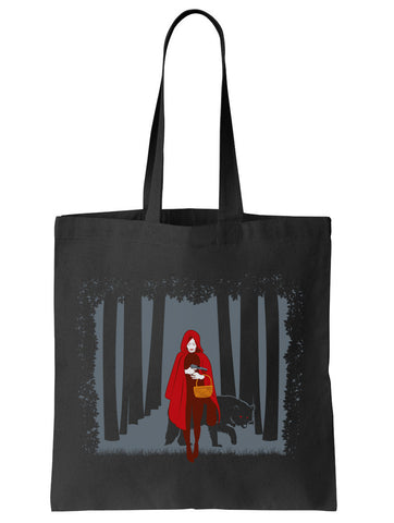 Red Riding Hood Tote Bag - By Ex-Boyfriend