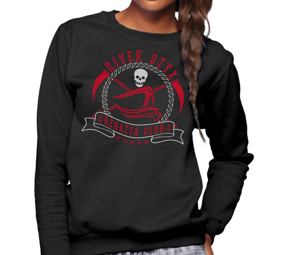 Unisex River Styx Regatta Club Sweatshirt