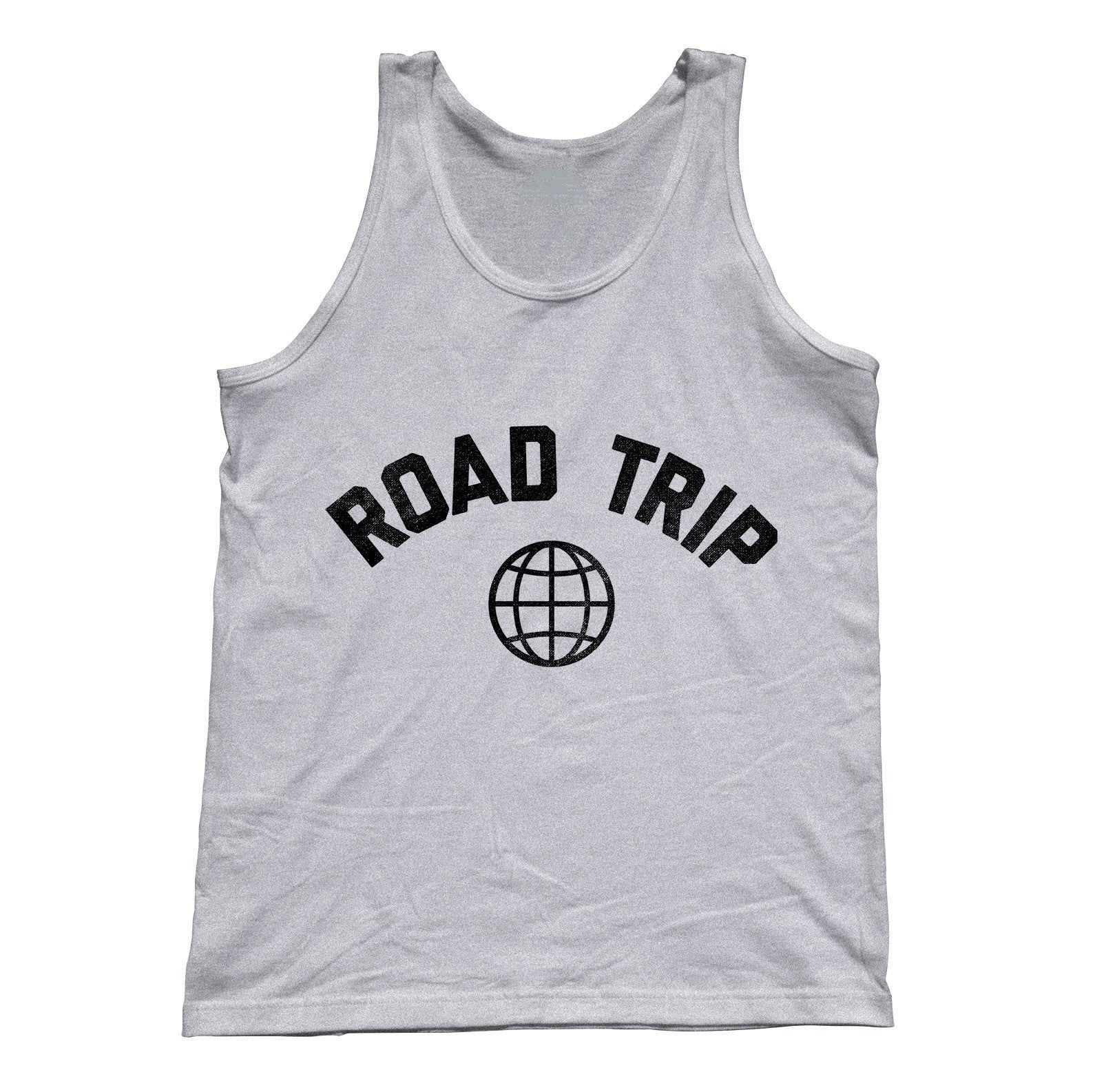 Unisex Road Trip Tank Top Retro Athletic Travel