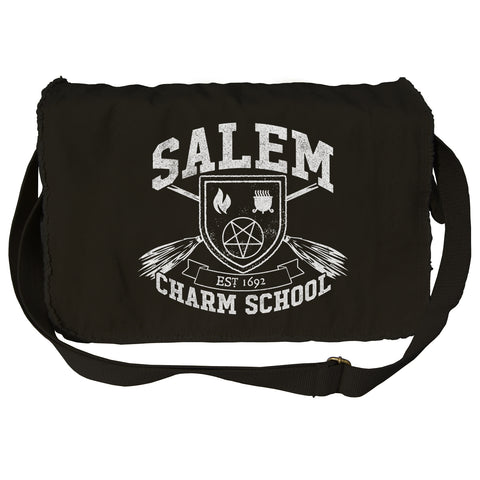Salem Charm School Messenger Bag