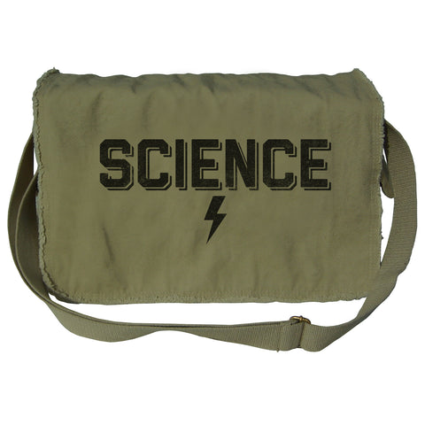 Science Messenger Bag