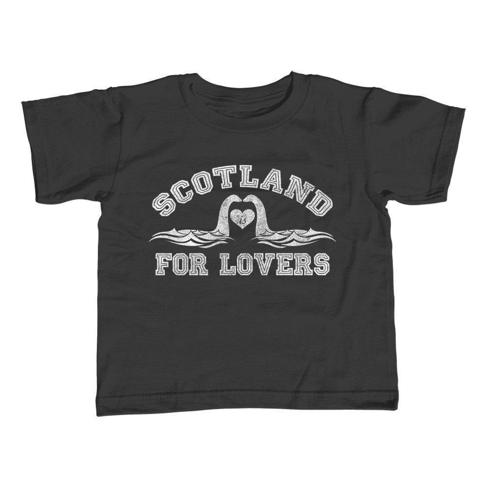 Girl's Scotland is for Lovers T-Shirt - Unisex Fit