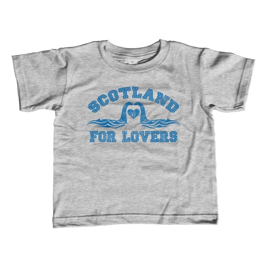 Boy's Scotland is for Lovers T-Shirt