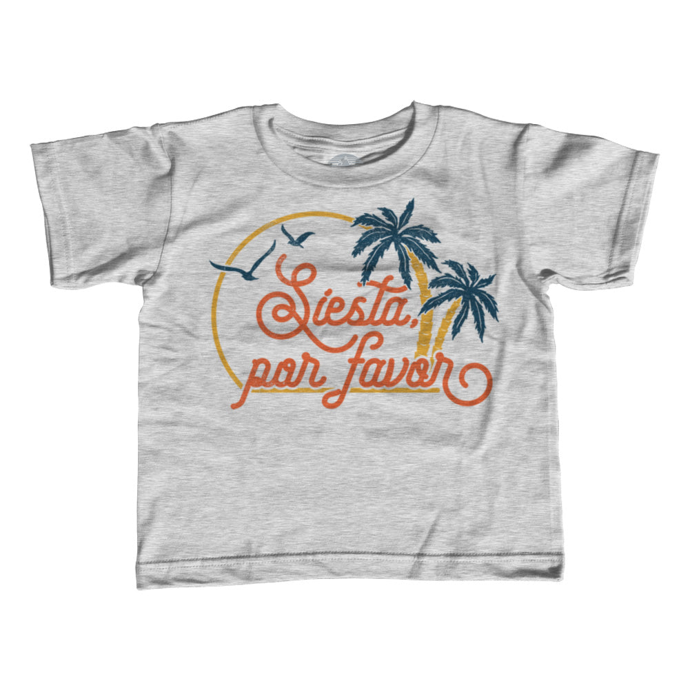 Boy's Siesta Por Favor T-Shirt