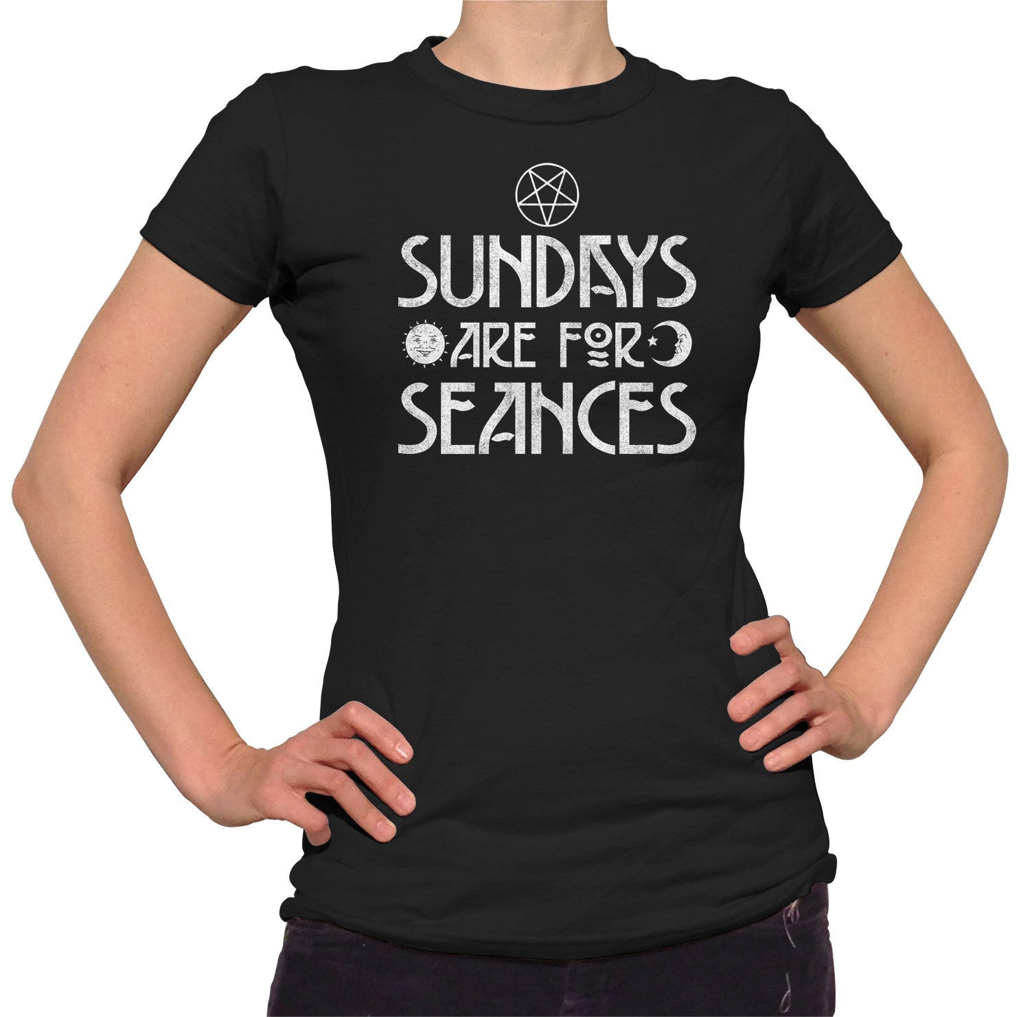 Women's Sundays are for Seances T-Shirt
