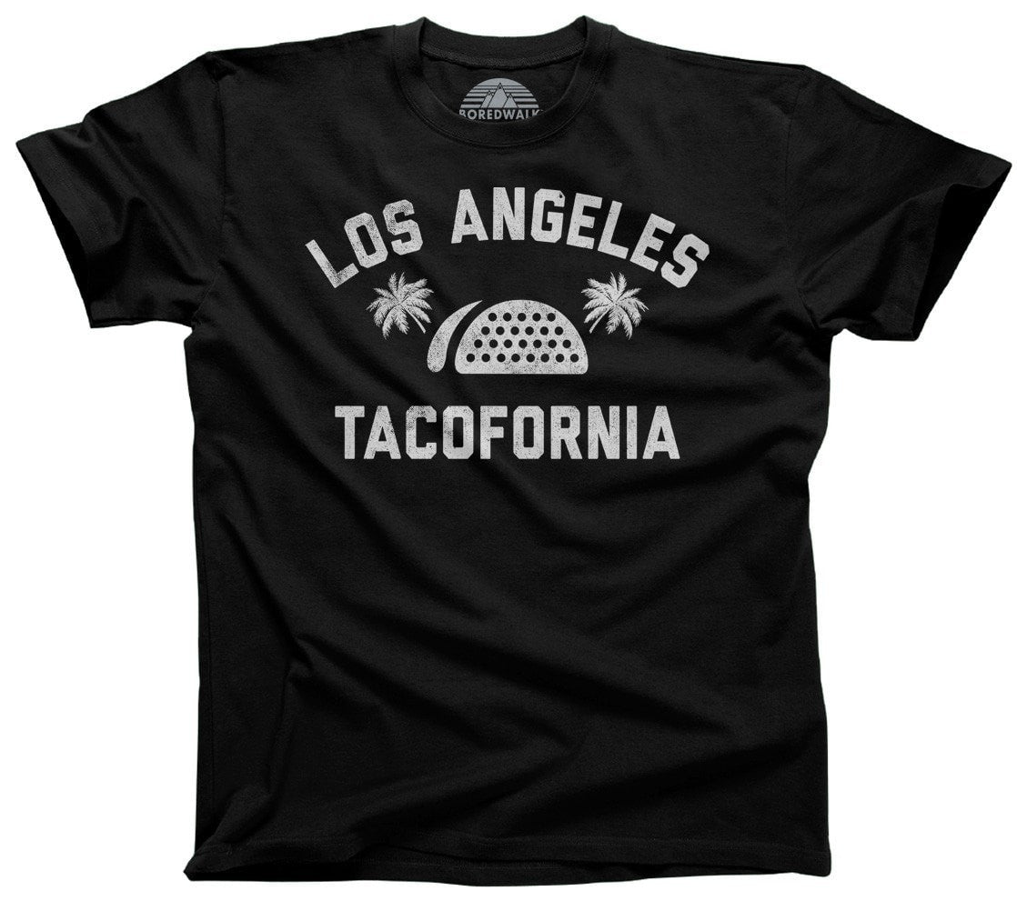 Men's Los Angeles Tacofornia T-Shirt