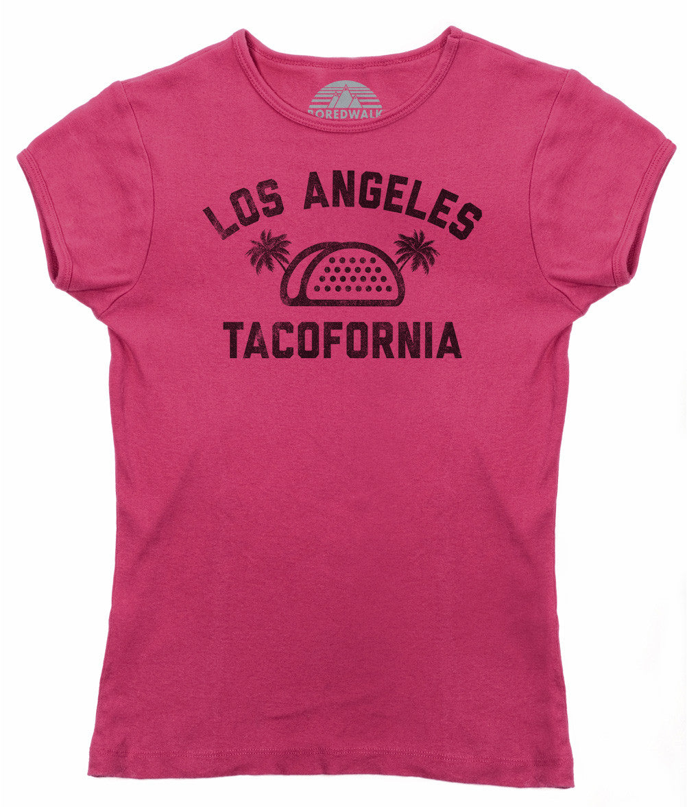 Women's Los Angeles Tacofornia T-Shirt