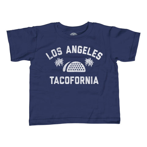 Boy's Los Angeles Tacofornia T-Shirt