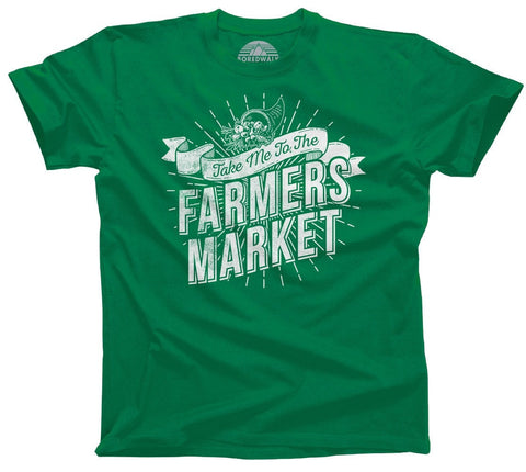 Take Me To The Farmers Market Shirt
