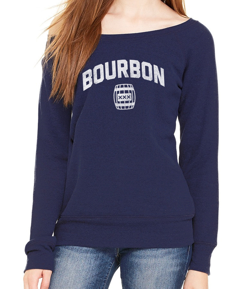 Women's Team Bourbon Scoop Neck Fleece