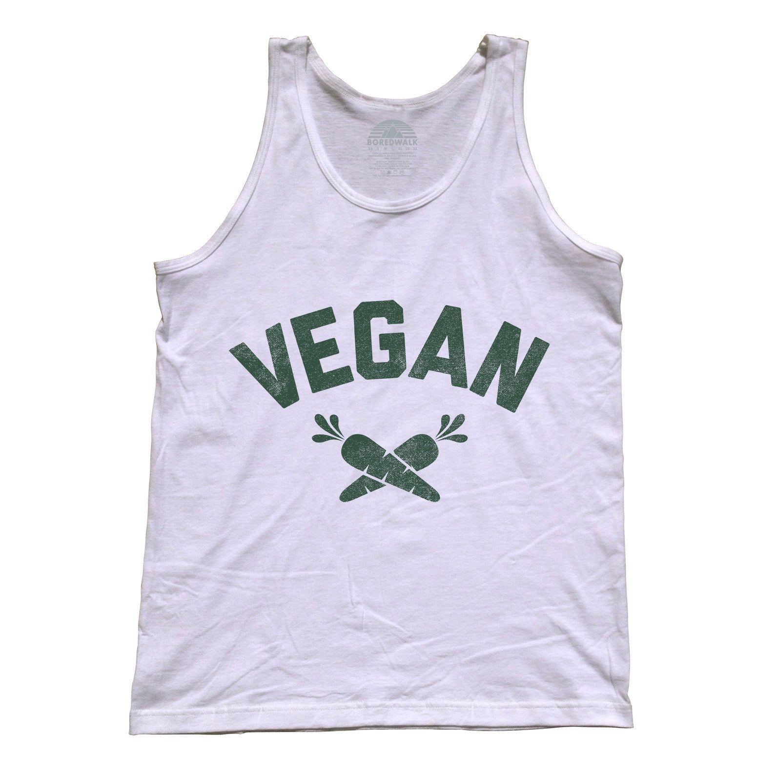 Unisex Team Vegan Tank Top