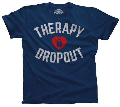 Men's Therapy Dropout T-Shirt