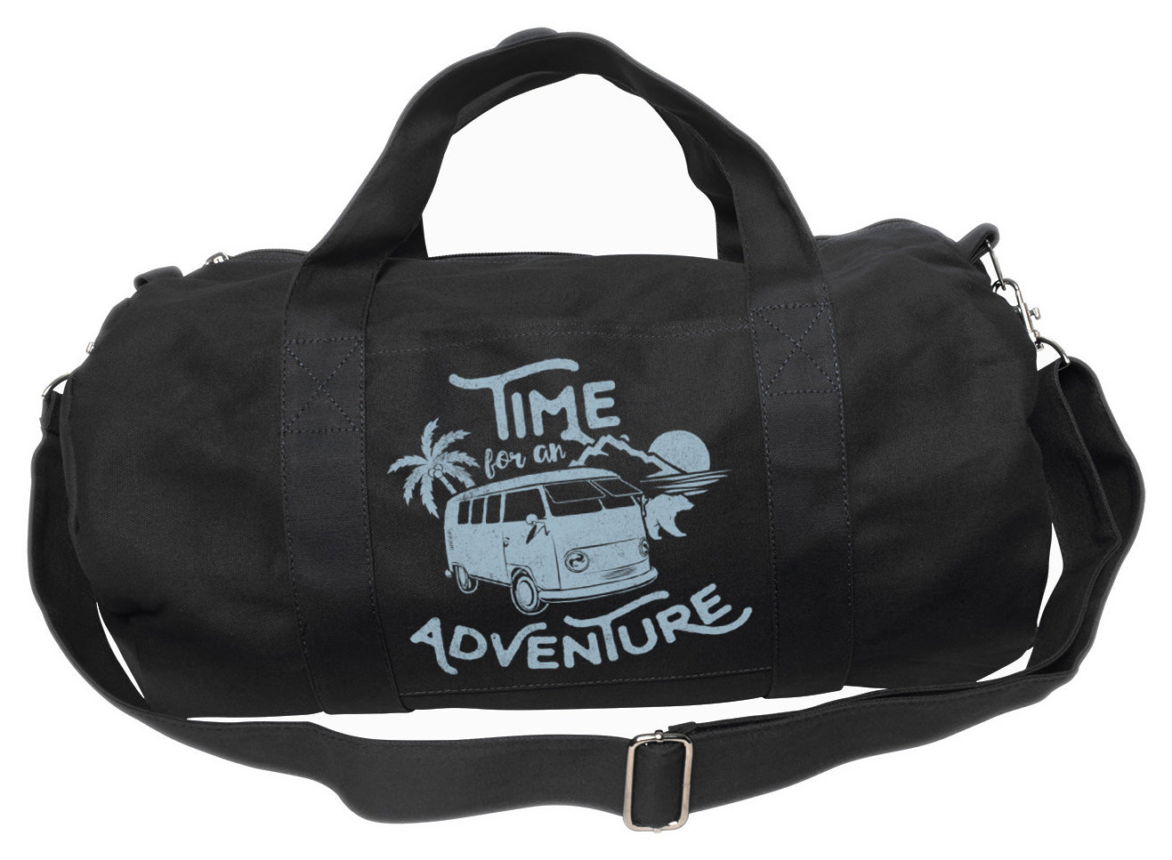 Time for an Adventure Duffel Bag