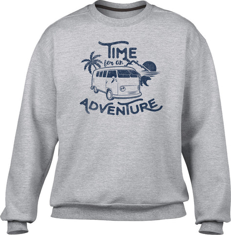Unisex Time For An Adventure Sweatshirt