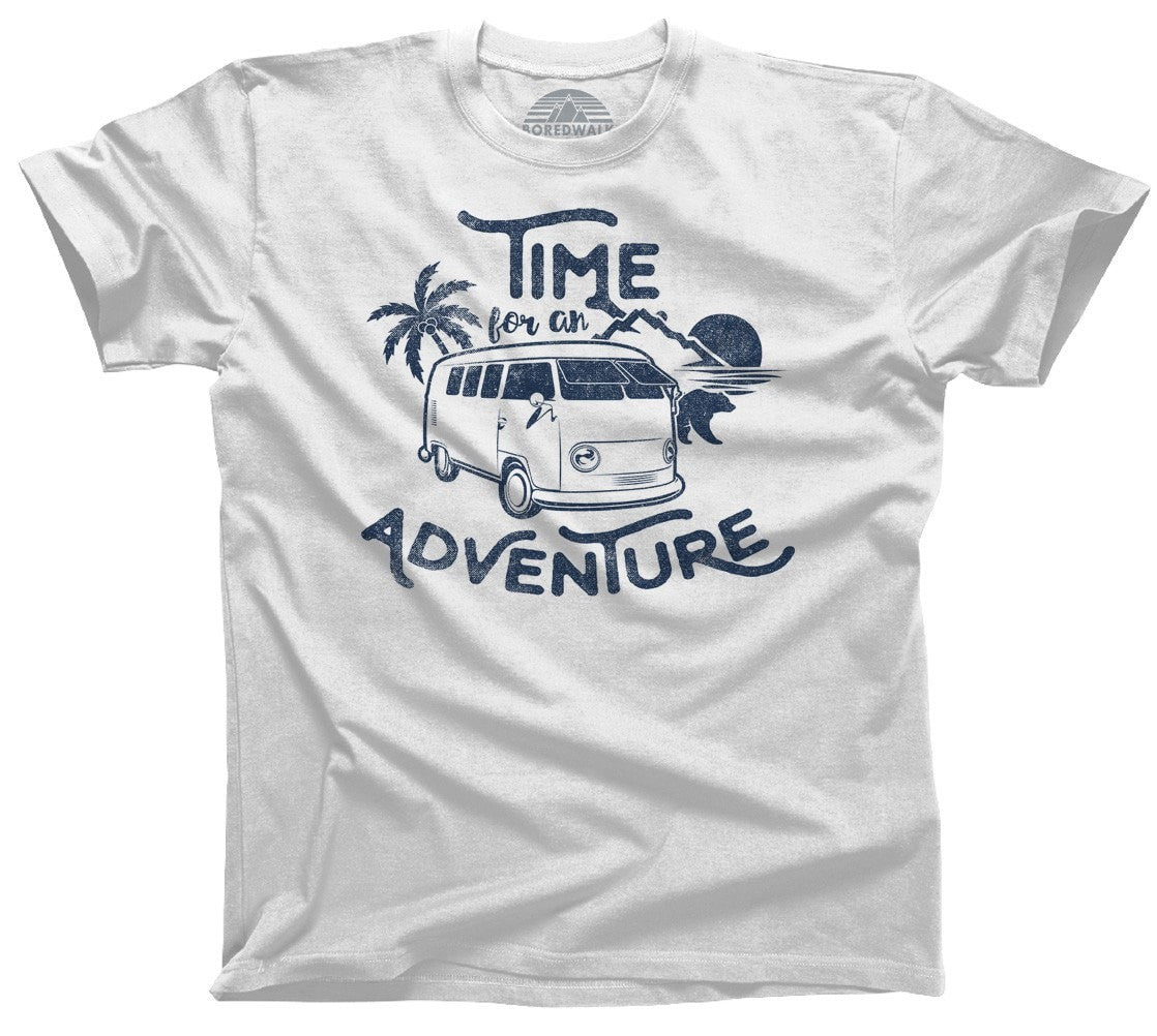 Men's Time For An Adventure T-Shirt